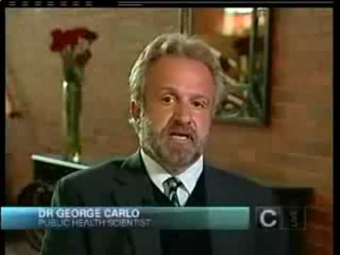Dr George Carlo EMF Cell Phone Dangers Interview.mpg