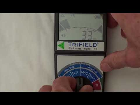 EMF Meter Review - Trifield TF2 (Short Version)