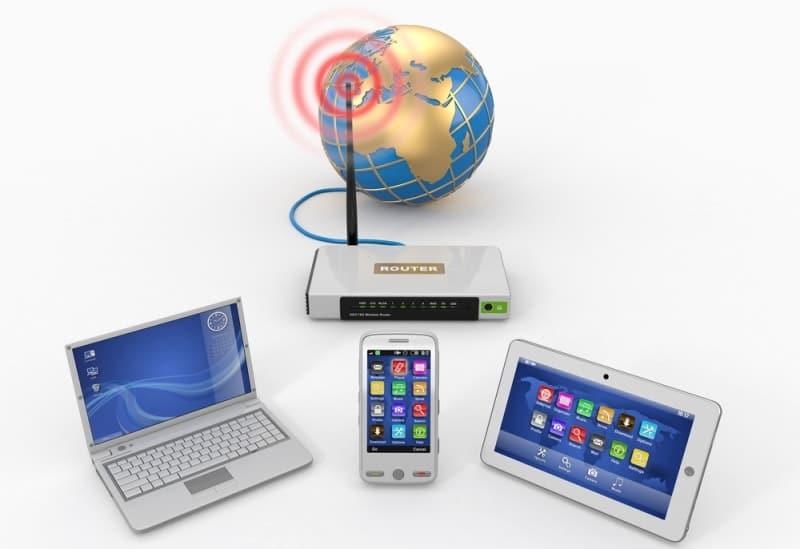 wifi radiation