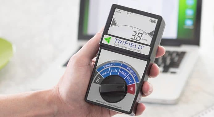 best emf meter trifield tf2 review