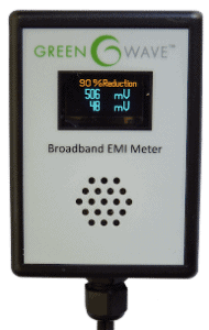 greenwave emi meter