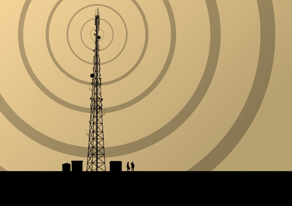 Safe Distances for Avoiding Mobile Tower Radiation
