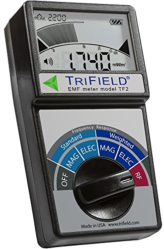 EMF radiation meter