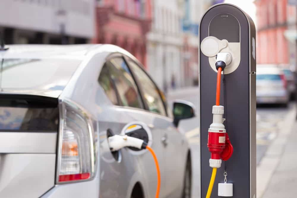 EMF Radiation from Electric and Hybrid Cars