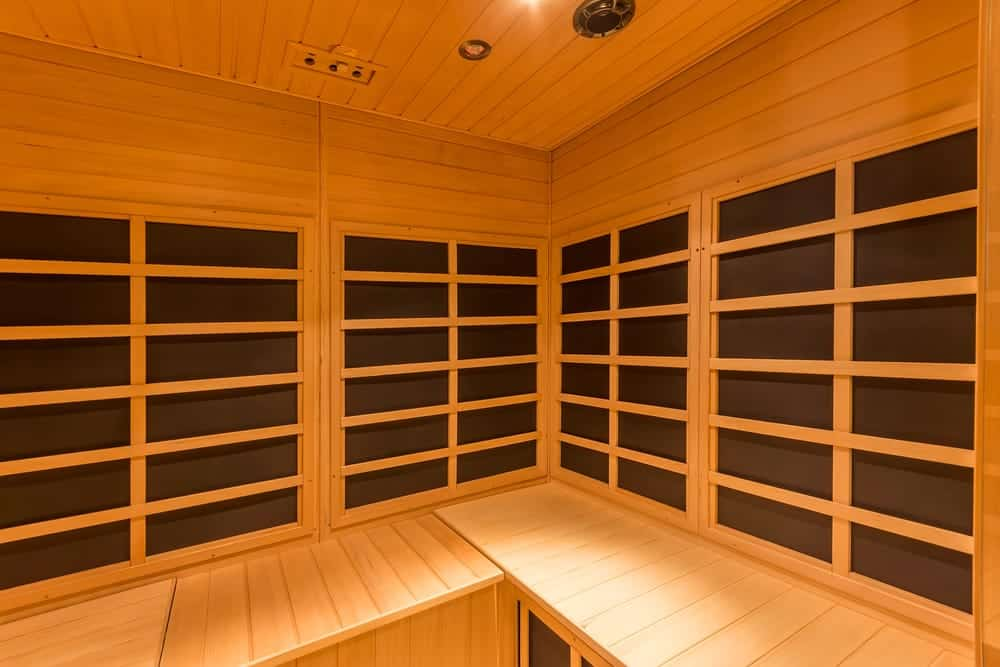 EMF Radiation from Infrared Sauna
