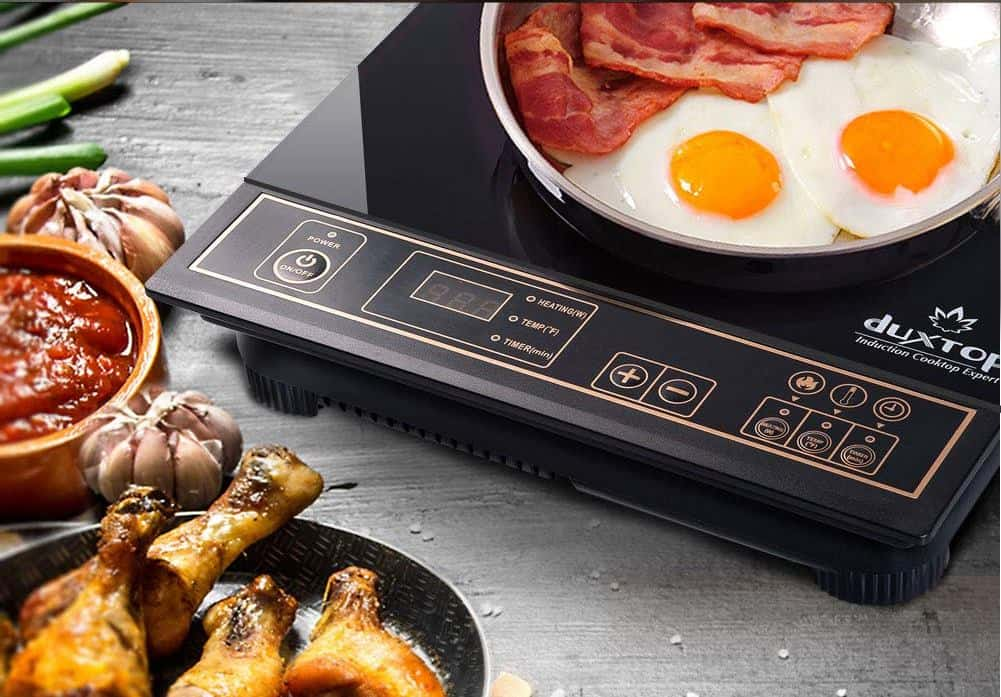 EMF Radiation from Induction Cooktops