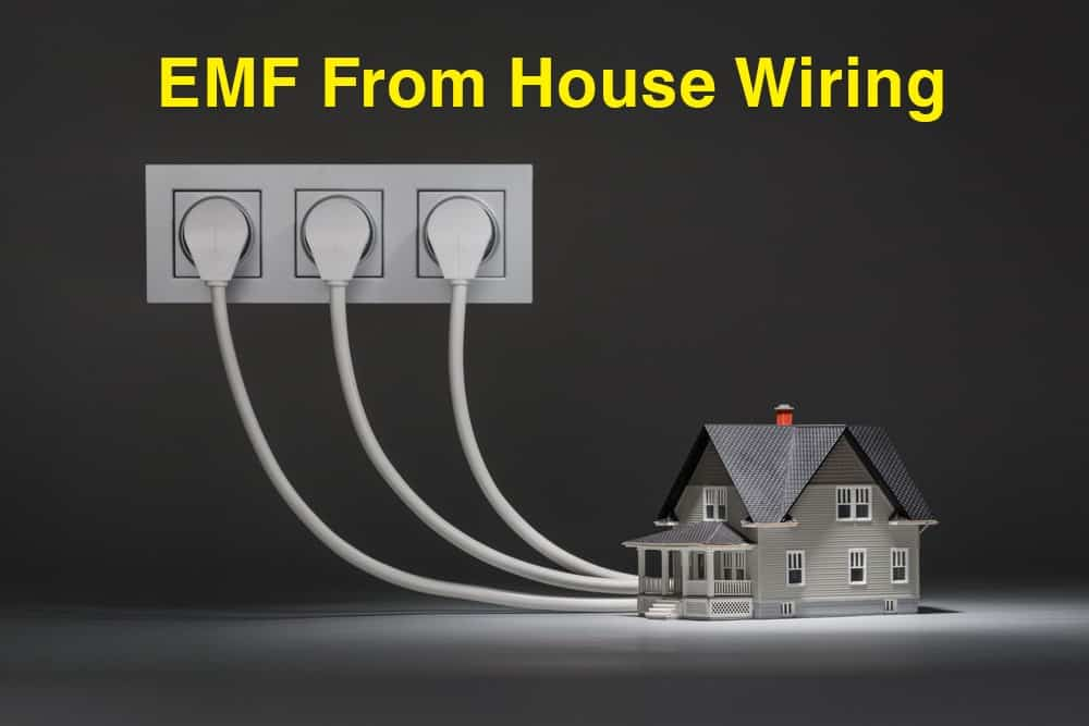 EMF Radiation from House Wiring