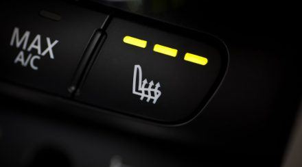 EMF Radiation from Heated Seats