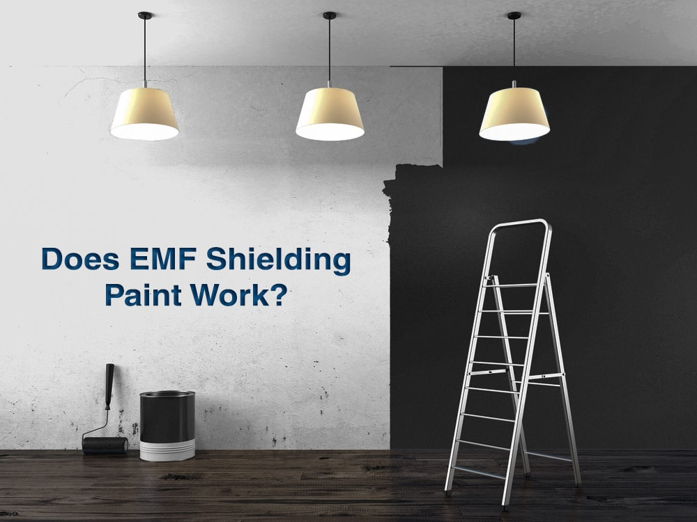 Does EMF shielding paint work