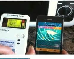Electromagnetic Detector: EMF Scanner