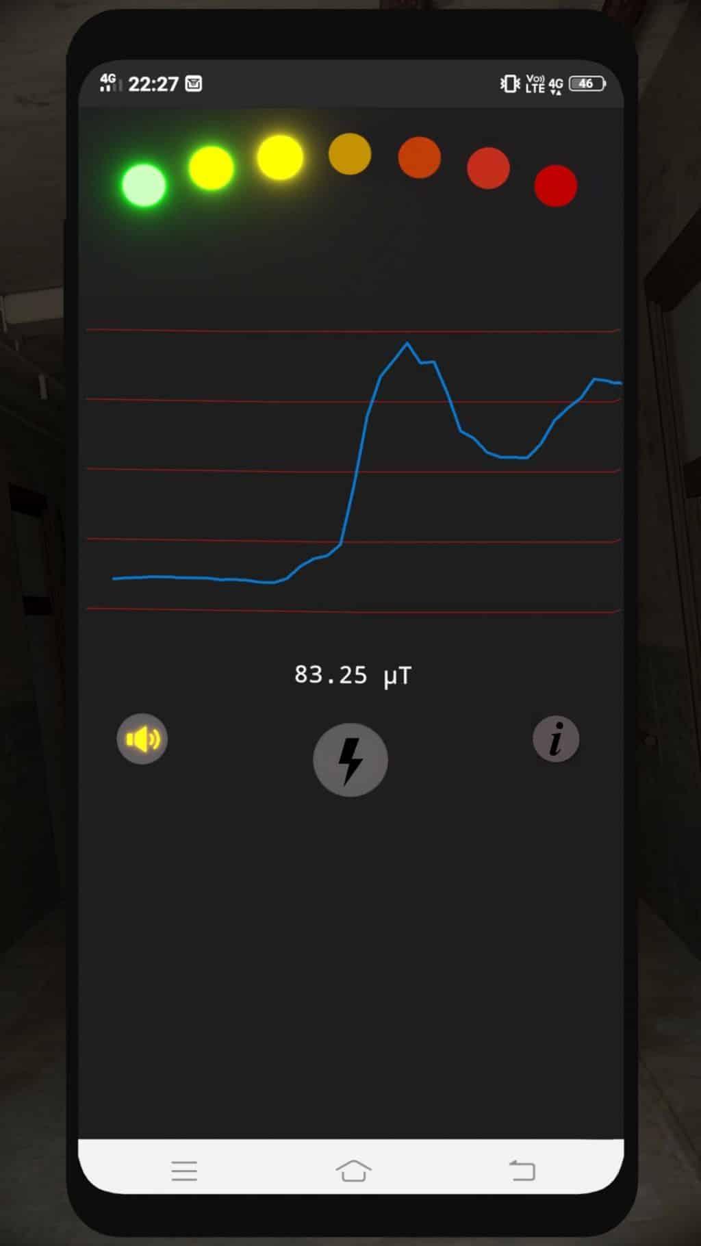 True EMF Detector