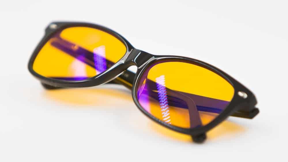 Antiradiation Glasses