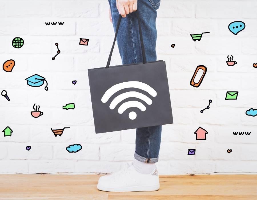 Wi-Fi signals