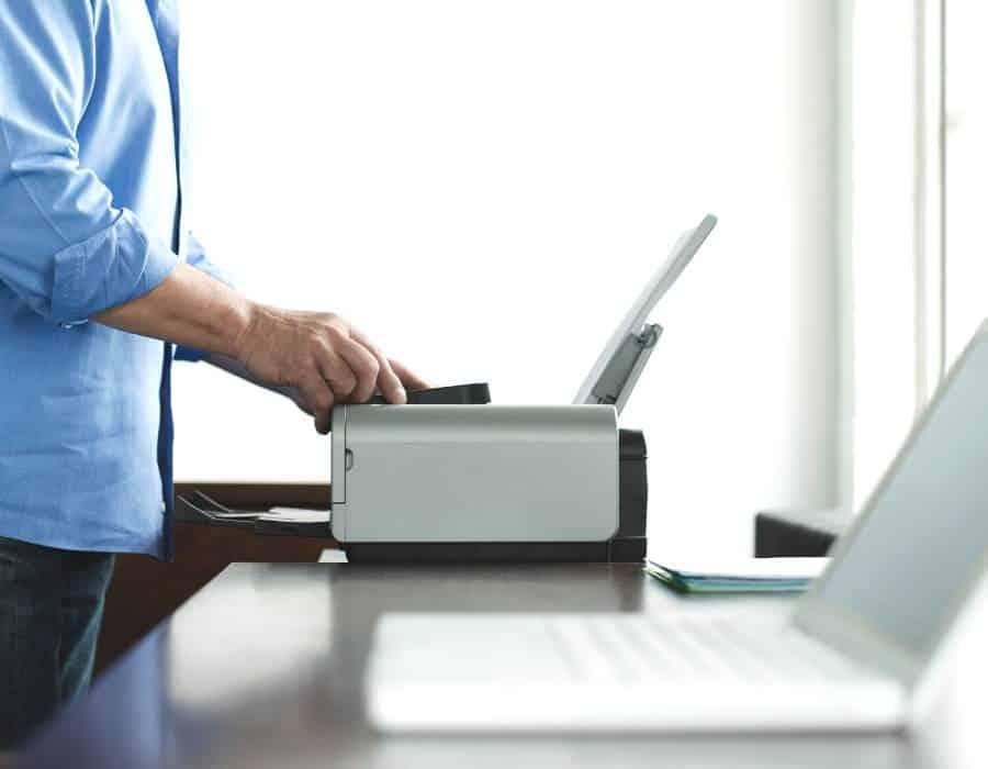 Health Risks Do Printers Pose