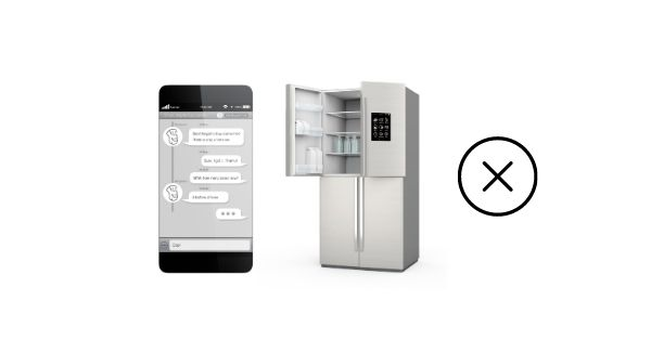 Avoid smart refrigerators