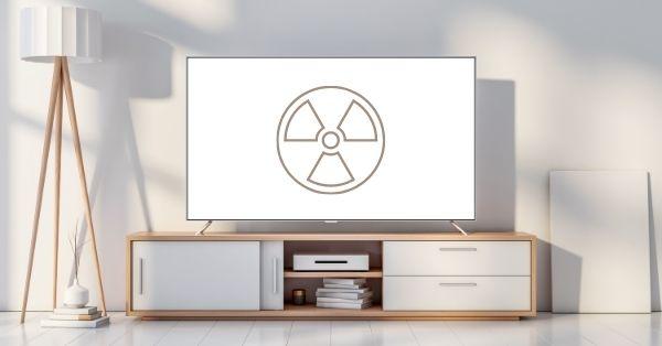 EMF From Flat Screen TV